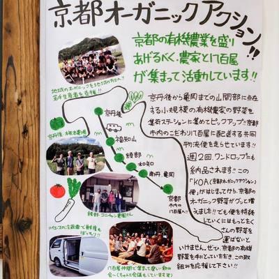 次代の農と食を語る会 vol.4 次代のオーガニックは京都から!