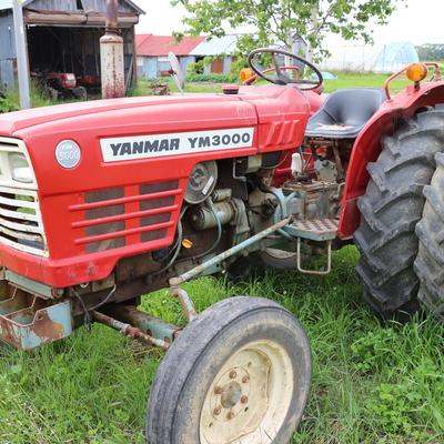【farmO版・農業お役立ち情報vol.3】トラクターのはなし
